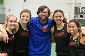 Mary Women Bring Home 8 All-Americans from DIIChampionships