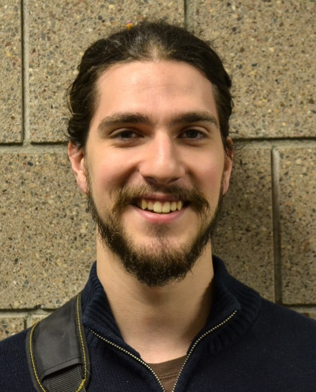 Daniel Lyter is a second year junior majoring in sacred music and spanish. Daniel decided to grow a beard to try something new and he hopes to grow a Salvidor Dali mustache, braided goatee, or both in the future.