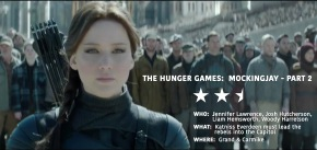 """""""Mockingjay-Part 2"""" MovieReview"""