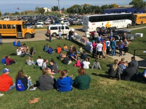 UMary's Day of Service Impacts Hearts of Community,Students